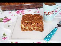 Elmalı Tarçınlı Islak Kek (Videolu Tarif) - Kevser'in Mutfağı - Yemek Tarifleri