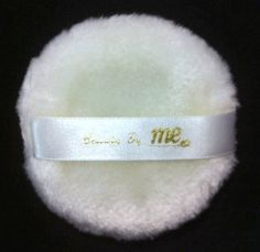 """Body Puff Fluffy Powder Applicator 4"""" (95 mm) by Beauty. $6.99. This soft body puff is large enough to use on your body. 4"""" (95mm) in diameter and 1"""" (25mm ) thick. This soft body puff is large enough to use on your body. Generously sized at 4"""" in diameter and 1"""" thick. Plush white furry puff holds powder well, the satin hand strap helps keep puff in your hand. Best used with Dusting Powder, Body Powder or Fragrant Powders - beautiful and practical for daily pamperi..."""