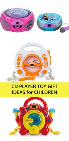 CD music players for children and toddlers that love music. Toy boombox gift ideas for Birthdays and Christmas. Toy music players with microphones. toys Top 20 CD Players for Toddlers - Child Friendly Music Player Best Toddler Gifts, Toddler Girl Gifts, Best Kids Toys, Toddler Toys, Children Toys, Toddler Girls, Musical Toys For Kids, Music For Toddlers, Toddler Music