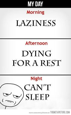 My days...Everyday