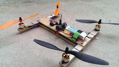 Diy Phantom Drone, Swiss Army Knife, Drones, Quad, Objects, Electronics, Swiss Army Pocket Knife, Consumer Electronics, Quad Bike