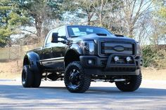 2015 Ford F-350 Black Ops by Tuscany Lariat