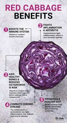 Superfood Can Improve Immunity, Bone Strength & Gut Health Red cabbage benefits - Dr. Red Cabbage Benefits, Tomato Nutrition, Cabbage Nutrition Facts, Stomach Ulcers, Salud Natural, Coconut Health Benefits, Vitamin K, Health Tips, Gut Health