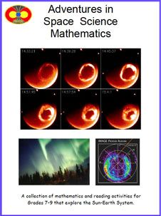 Wow - What a resource. NASA has created math problems for integrating with studying space. Each books has problems for 3-5, 6-8, and 9-12 grades.