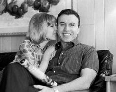 Barbara Eden with Michael Ansara