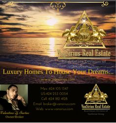 The Luxury Real Estate Masters in Los Cabos, Mexico