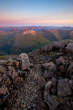 The Highlands, Ben Nevis - Scotland