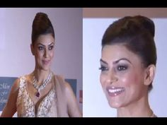 Sushmita Sen @ MEN FOR MIJWAN FASHION SHOW.