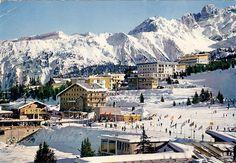 D pliant office du tourisme 1960 hiver courchevel - Office du tourisme courchevel 1850 ...