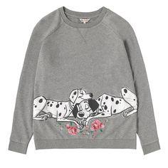 Pongo and Perdita Sweatshirt | Disney Fashion | CathKidston