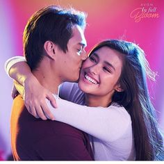 Reposted from - We love YOU forever and ever Hanggang mag ka anak at apo kayo 😍💙💜😊 Enrique Gil, Liza Soberano, Jadine, My Photos, Couple Photos, Love You Forever, Couple Photography, Our Love, Photo And Video