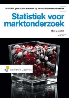 Memelink, Rein. Statistiek voor marktonderzoek. Plaats: 658.8 MEME
