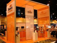 XENI 002 – 20 x 20 Trade Show Exhibit Rental find more on xibitmax.com or xibitrents.com  #tradeshow