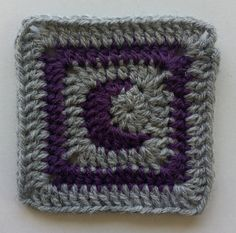 Ravelry: Mini Moon Square pattern by Claire Hayes