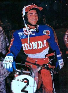 Honda Dirt Bike, Honda S, Honda Motorcycles, Vintage Motorcycles, Motorcycle Racers, Motorcycle Jacket, Marty Smith, Japanese Motorcycle, Vintage Motocross
