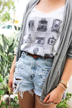 Vintage and Distressed