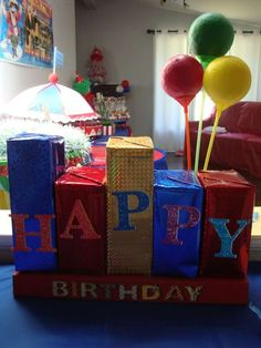 Circus Birthday Party Ideas | Photo 1 of 22 | Catch My Party