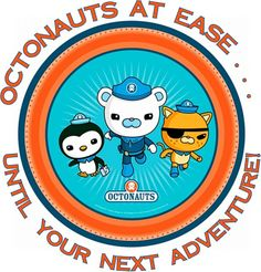 Front door banner Octonauts printable