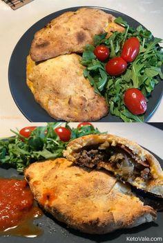 Low Carb Beef Empanadas