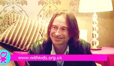 Robert Carlyle on his role as Rumplestiltskin, May 2011