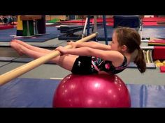Great drills for kip, cast to handstand, back hip and clear hip circles, front handspring vaults, ...