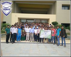 National Seminar on Urban Waste Management organised by department of Civil Engineering of Venus International College Of Technology and supported by Gujarat Council of Science and Technology Gandhinagar on 28 - 29 July, 2015. Here is a glimpse of the event. #Workshop #seminar #GuruPurnima #procedure #college #Engineering #technology #campus #gtu #circular #gandhinagar #gujarat