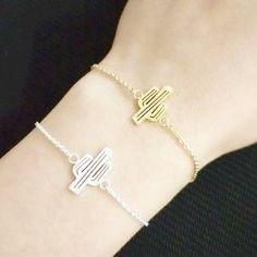 bracelet cactus  #braceletmanchette