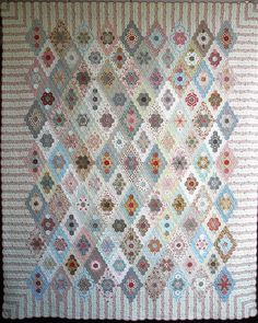 JeannieOSullivan1 | by Luana Rubin. Quilt exhibit at Manawatu Quilt Conference in Palmerston North, New Zealand. Jan 2015.