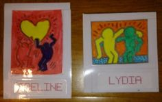 Des étiquettes à la manière de Keith Haring Keith Haring, Art, Clothes Racks, Billboard, Notebook, Art Background, Kunst, Performing Arts, Art Education Resources