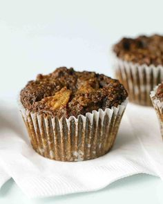 Bran Muffins with Pineapple fromMartha Stewart -  SIMPLY THE BEST!!!