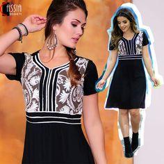 E bora se inspirar no look do dia! www.cassiasegeti.com.br  #outonoinverno #CassiaSegeti #CS #ModaFeminina #ModaEvangélica #outono17 #inverno17 #moda #looks