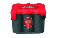 Optima Batteries 8078 109 78 Redtop Truck Parts Car Amplifier