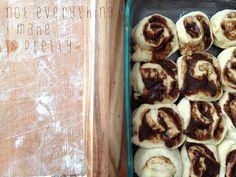 Brown Sugar CInnamon Rolls - the Breakfast Hub