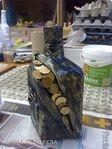 Мобильный LiveInternet Применение гипсового бинта для создания декоративных бутылок | Марриэтта - Вдохновлялочка Марриэтты |