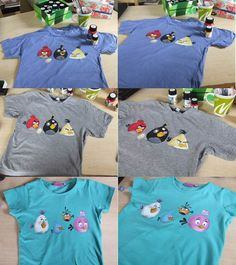 Angry birds for boys and girl :)