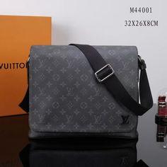 21a85b50eed9 Louis Vuitton District MM Messenger Bag M44001 Louis Vuitton Messenger Bag, Messenger  Bags, Luxury