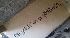 Dili yok ki ah şu gönlümün. Seni bir kendi diliyle anlatsaydı...