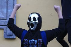 Título de la obra: Scream!! Autor: Serrano García Javier Joel Fecha de realización: 30 de octubre de 2015