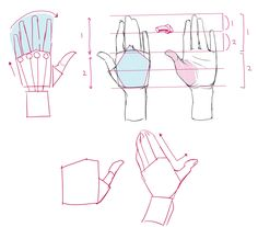"Hand Gestures and Simplifying the Hand! ""Anatomy How to Draw by Leriisa #1"" by Leriisa - CLIP STUDIO TIPS"