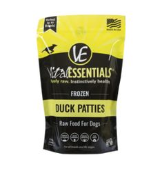 Vital Essentials Vital Essentials Frozen Dog Food 8 oz Duck Patties 6 lbs (*Frozen Products for Local Delivery or In-Store Pickup Only. *) Turkey Patties, Chicken Patties, Raw Pet Food, Dog Food, Fresh Turkey, Frozen Dog, Sources Of Vitamin A, Frozen Chicken, Raw Food Recipes