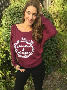 Whether you're a midnight or maroon girl, never lose your will to wander and wonder!