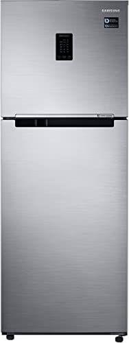 Samsung 324 L 2 Star Inverter Frost Free Double Door Refrigerator(RT34M5538S8/HL, Elegant Inox, Convertible): Amazon.in: Home & Kitchen Single Doors, Double Doors, Best Earbuds, Fruit And Vegetable Storage, Double Door Refrigerator, Door Alarms, Packing A Cooler, Big Bottle, Best Computer