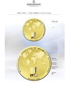 Order High Quality IFIA Award in HUGUENIN The design companies worldwide since 1868 They have designed the FIFA , FAI,FIM,FIS,FIE,Olympic , UEFA Awards and Exc   http://www.huguenin.ch/en