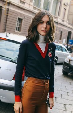 All of Phil Oh's best street style photos from Milan Fashion Week Spring 2017.