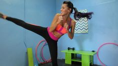 Get ready for an intense workout targeting your legs and booty! This workout includes a little kickboxing, low-impact muscle work, and cardio! Intense Workout, Kickboxing, Fun Workouts, Cardio, Fitbit, Bikinis, Swimwear, Lyrics, Sunshine