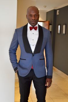 LM Tailored Wedding Suit for JC