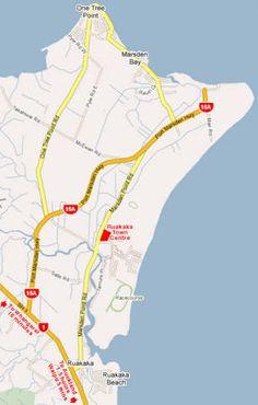 ruakaka nz map - Google Search Map, Google Search, Location Map, Maps