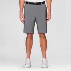 Men's Houndstooth Golf Shorts - Jack Nicklaus Quiet Shade/Dark Gray 28