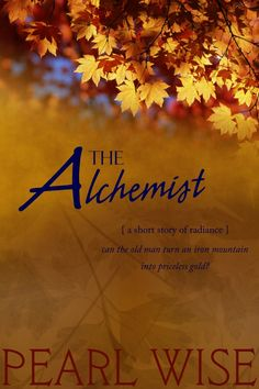 The Alchemist (cover)