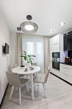 Amenajare eleganta intr-un apartament de 2 camere- Inspiratie in amenajarea casei - www.povesteacasei.ro